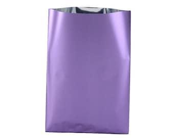 20, 50, 100 or 200 10x15cm or 15x25cm metallic purple gift box