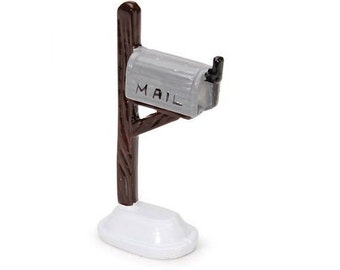 Miniature mailbox.