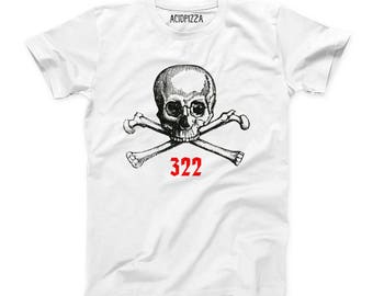 Skull And Bones Society T-Shirt