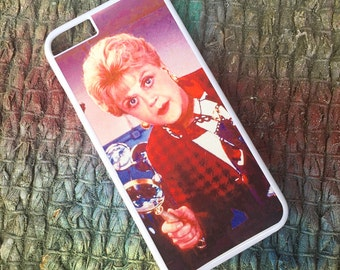 Murder She Wrote iphone Hard Case