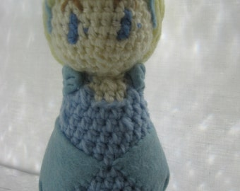 Crochet Cinderella