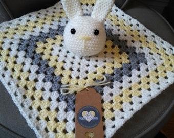 Rabbit Comfort Blanket