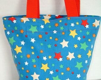 Stars Tote/Purse/Beach/Party Favor Bag