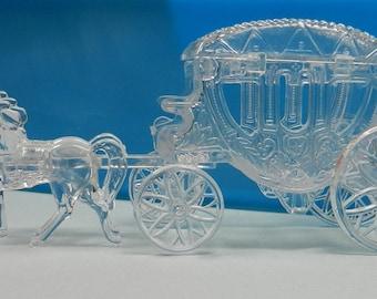 Cinderella Carriage, Carriage Centerpiece, Cinderella, Fairy Tale, Party Decoration, Princess Carriage, Horse & Buggy