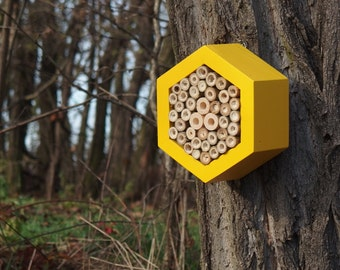 BEE HOTEL, Insect house, Mason bee home - Hotel Dijon