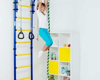 "Indoor playground for kids (Jungle gym) ""Comet 5"""