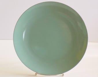 Cathrineholm Enamel and Stainless Steel Dinner Plate