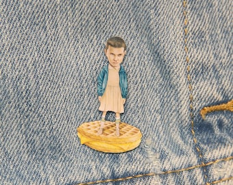 Stranger Things Eleven Pin
