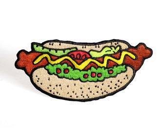 Hot Dog Patch