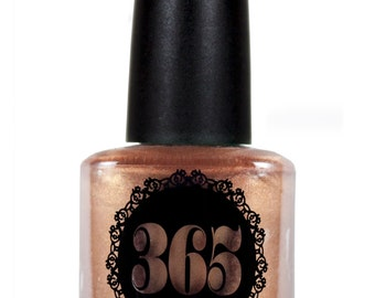 Bronze Metallic Nail Polish - Vinča