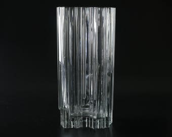 Tapio Wirkkala Iconic Alpina Vase for Iittala, Signed (No. 2)