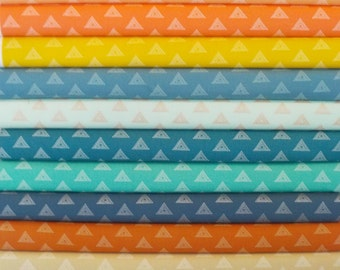 Prisma Elements Triangle Bundle From Art Gallery - 15 Fabrics - Choose Your Cut