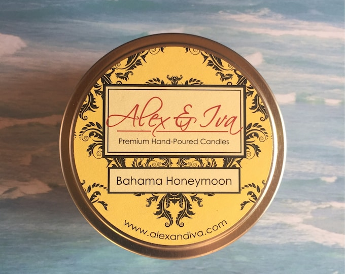 Bahama Honeymoon - 8 oz. tin