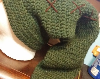 Legend of Zelda - Crocheted Link's Hat - Made to Order