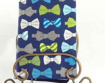 Reversible bible cover, New World Translation, standard size bible,  JW ,Jehovahs Witnesses, boy bible cover, bowtie bible cover, bow tie