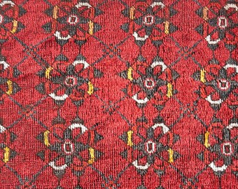 SALE -- 15% off -- Large Turkoman Beshir Rug -- 11 ft. 5 in. by 8 ft. 9 in.