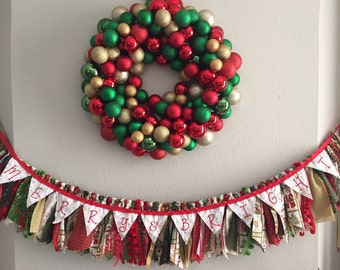 Christmas Banner - Holiday Banner- Holiday Decoration - Christmas Decor
