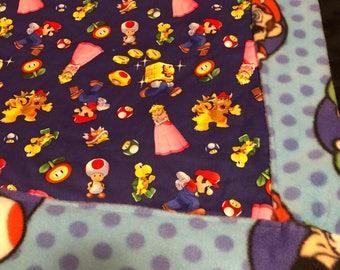 Super Mario 2 blanket