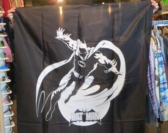 Vintage 80'S Batman Large Licensed Wall Banner Satin Poster