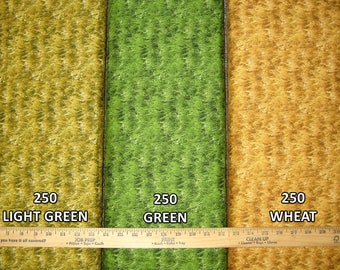 Landscape Scenes: Trees, Grass, Leaves, & Wheat Field Cotton Fabric! [Choose Your Cut Size]
