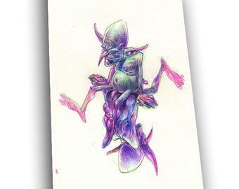 Goblins print