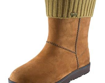 Ulan women's water resistant rain boots