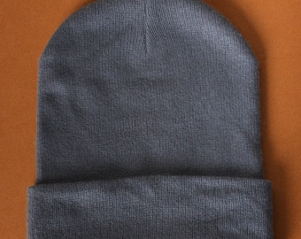 Grey Cashmere Tova Hat