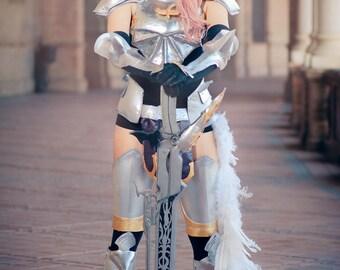 Lightning Final Fantasy Armor Cosplay