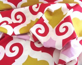 Jennifer Paganelli Fabric JP056 Mustard  Super Fly Jane - by the half yard