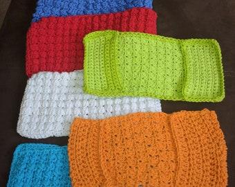 """Crochet """"swiffer-mop-type"""" covers"""