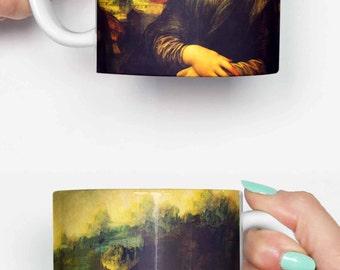 Ron Swanson Nick Offerman - funny mug, gifts for him, meme mug, unique mug, office mug, christmas mug, gifts for her 4M006