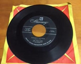 "The Crew-Cuts ""A Story Untold/Carmen's Boogie"" 45 RPM"
