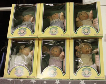 Coleco Cabbage Patch Kids - Box 10 PREEMIES