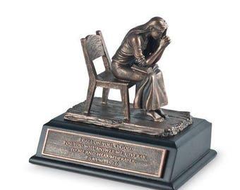 Praying Woman - Sculpture (Small)