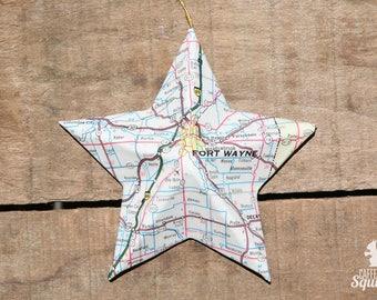 Indiana ornaments | Etsy