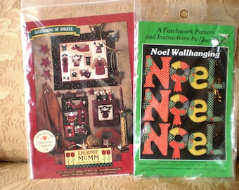 2 Christmas Quilt Patterns
