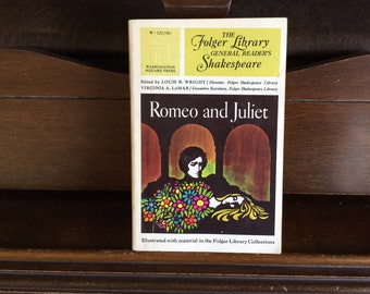 Romeo and Juliet, The Folger Library General Reader's Shakespeare, 1959