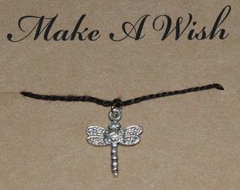 Dragonfly Wish Bracelet - Buy 3 Items, Get 1 Free
