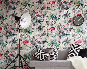 ChiMiracle Grey Wallpaper