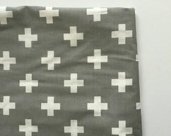Grey and white neutral modern plus sheet