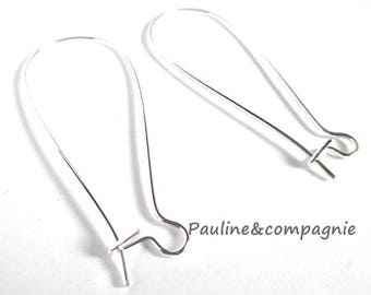 25 pairs of hooks for pierced ears