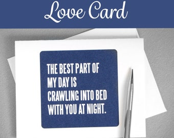 Love Card. I Love You Card. Printable Card. Instant Download. Digital Download Love Card. Anniversary Card. Card for Wife. Card for Husband.