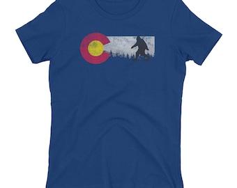 Colorado Sasquatch Women's t-shirt