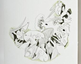Onder I, groene kunst