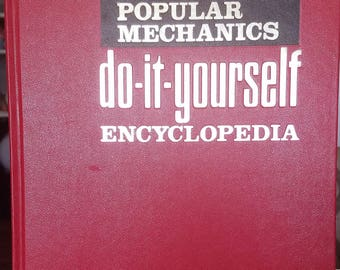 Popular Mechanics DIY Encyclopedia Volume 7