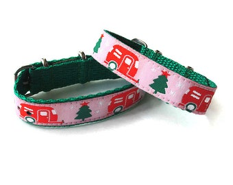 NEW! Christmas Camper Watch Band for Timex Weekender, 16mm or 20mm
