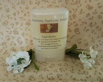 Jasmine Perfume Solid