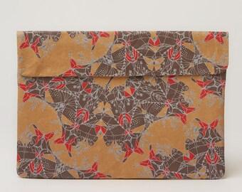 Scarlet & Frost Laptop Paper Sleeve