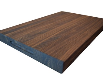 Walnut Cutting Board Edge Grain FREE USA SHIPPING JonesCuttingBoards