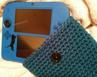 Made to Order Simple Custom 2DS or 2DSXL Cozy - Gaming Case - Gifts for Geeks and Gamers